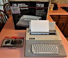 Smith Corona Xl 1800 Electric Typewriter Works