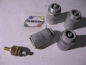 Grimes-B-4260A-Lamp-Base-Holder-Socket-no-lens-or-bulb-NOS-Qty-4