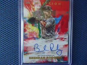 2020-TOPPS-INCEPTION-AUTO-BRENDEN-RODGERS-COLORADO-ROCKIES-65-75-NICE