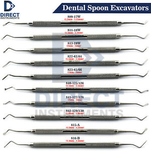 MEDENTRA-Dental-Spoon-Excavator-Restorative-Tooth-Cavity-Carious-Decay-Treatment