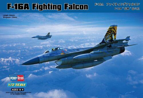 HBB80272 Hobbyboss 1:72 F-16A