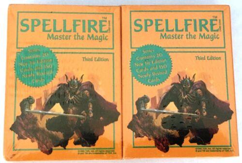TSR Third Edition Starter Deck *NEW* 1995 Spellfire CCG