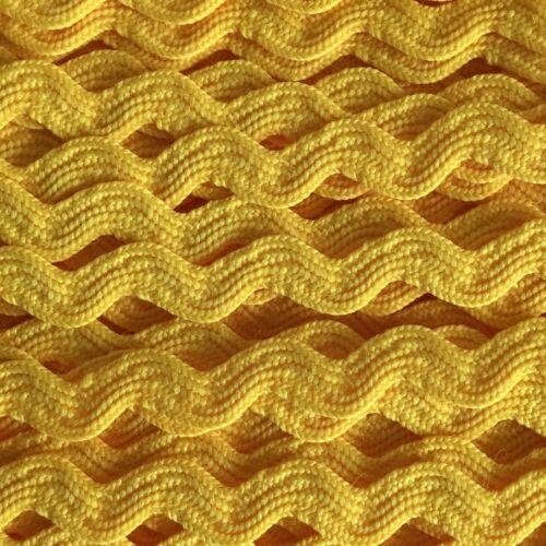 Medium Ric Rac Zig Zag Braid Trim Premium Quality 100/% Polyester 18 Colours