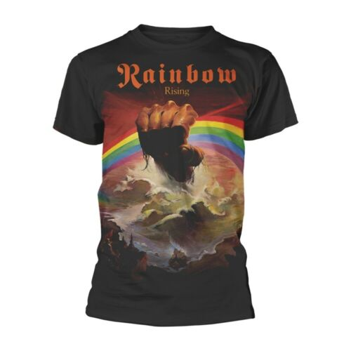 Rainbow Rising Dyesub NEW XXL MENS DYE SUB T-SHIRT