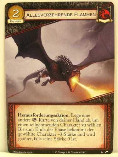 A Game of Thrones 2.0 Reise nach Altsass #034 Allesverzehrende Flammen