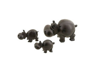 Statue-Hippo-Laughing-and-Sa-Family-Ebony-Mali-Crafts-African-9079