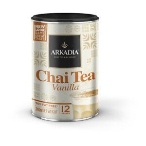 Arkadia Vanilla Chai Tea 240g