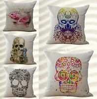 Wholesale 5pcs Sugar Skull Day Of Dead Replacement Outdoor Furniture Cushions