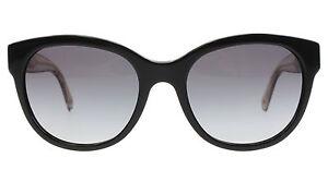 2622e5a0f68f NWT Burberry Sunglasses BE 4187 3507/8G Black / Gray Gradient 54 mm ...
