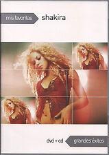 Promo only video 70s Shakira CD+DVD Donde estan los ladrones OJOS ASI estoy aqui
