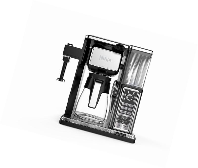 NEW Ninja CF090CO Coffee Bar Glass Carafe Coffee Maker