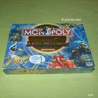 MONOPOLY DUEL MASTERS Sammlerausgabe ab 8 Jahren Duell Masters Figuren 1A TOP!