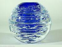 BERANEK Skrdlovice Glas Vase ° Design Frantisek Vizner 1970 ° czech art glass