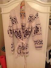 Women's Ralph Lauren Denim & Supply Navajo Alpaca Cardigan RRP £199