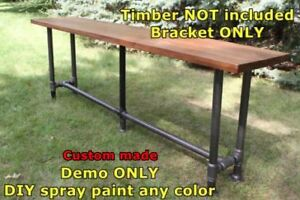 iron pipe furniture. Image Is Loading Rustic-Industrial-Iron-Pipe-Furniture-DIY-Bar-Hall- Iron Pipe Furniture I