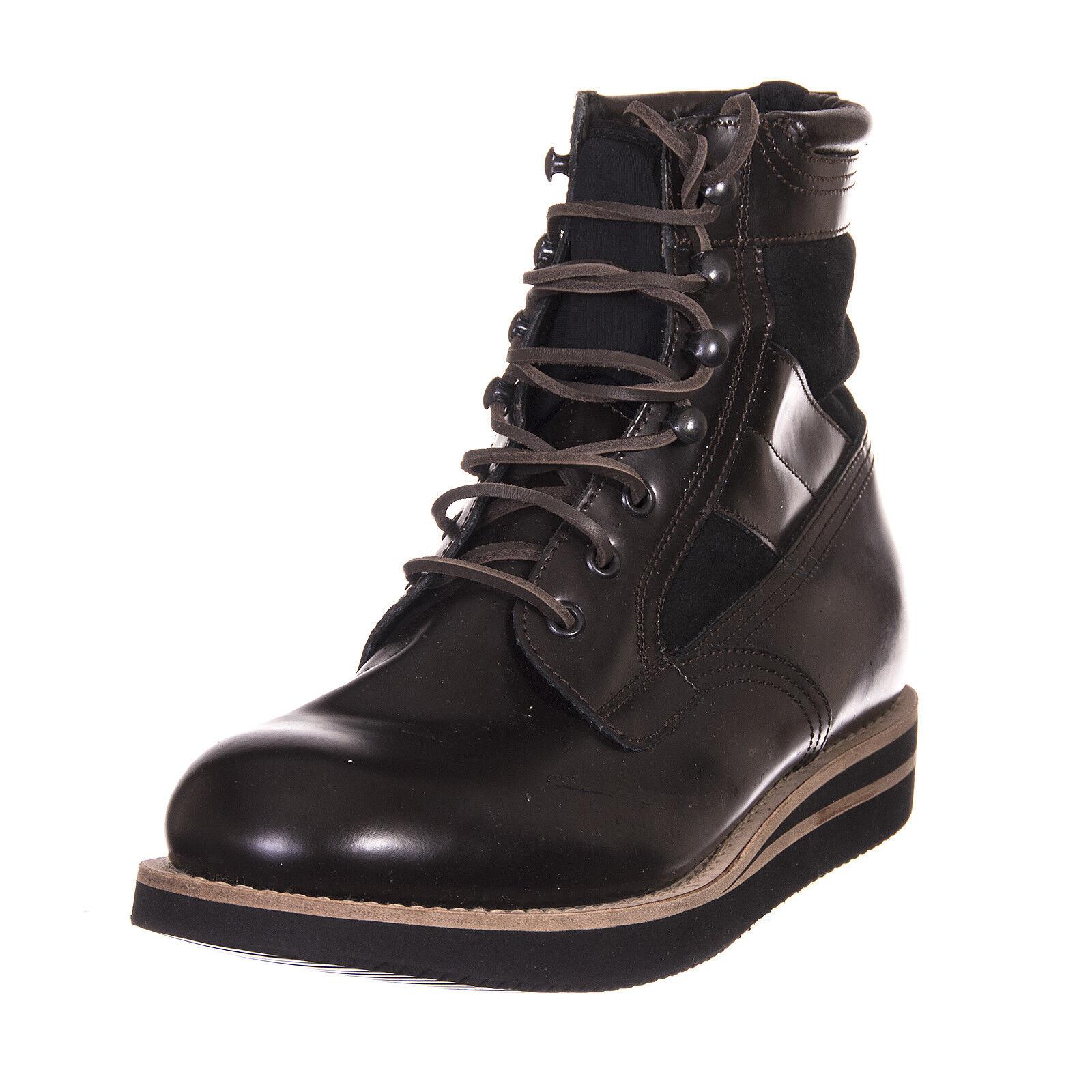BEPOSITIVE zapato 43 Zapatos campionario sample hombre man marrone EU 43 zapato - 807 M72 365967