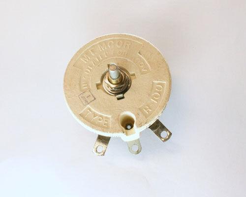 100W Rheostat 100 Watt R100-2500 MEMCOR//TRU-OHM potentiometer 2.5 kOhm