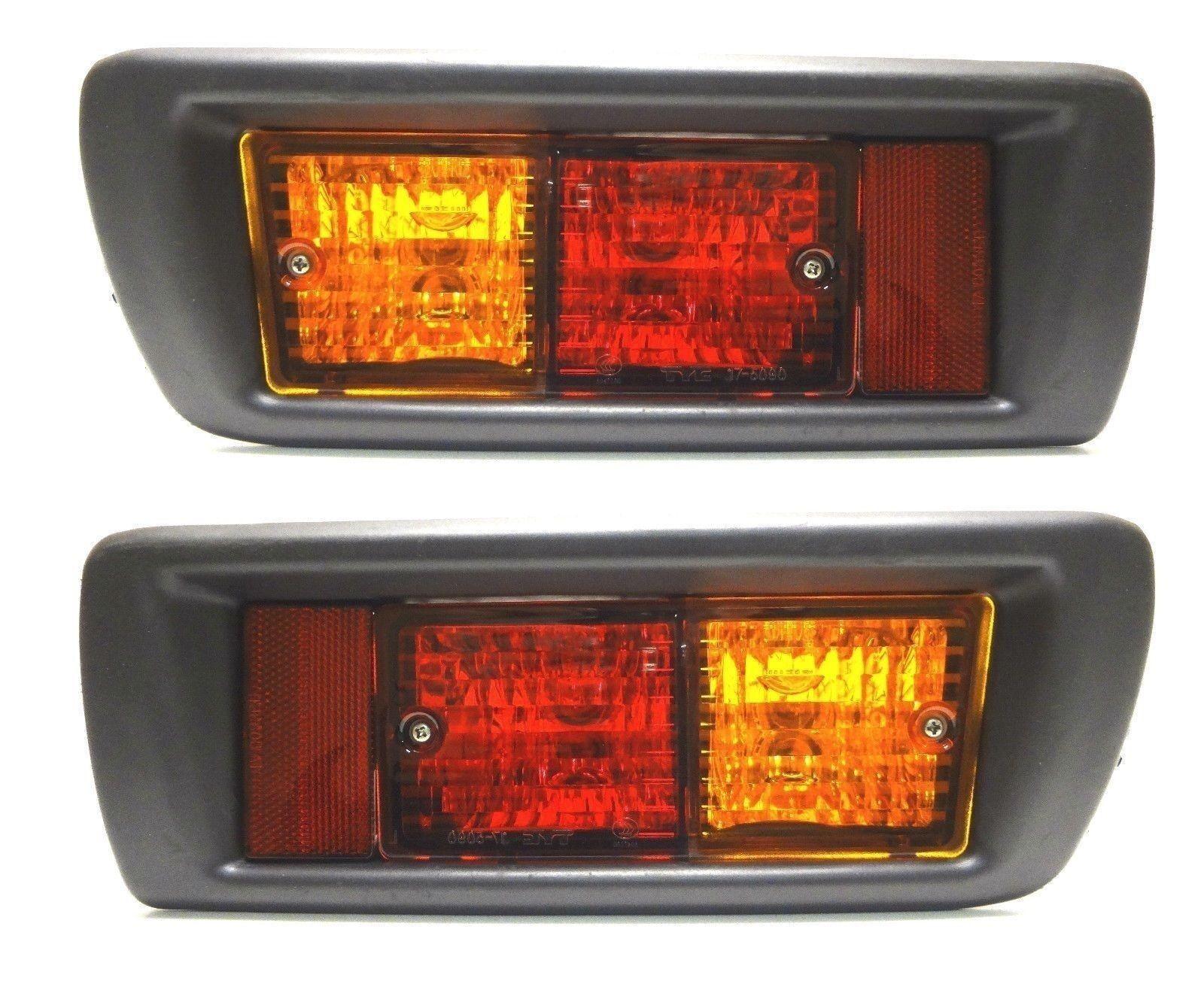 TOYOTA  LAND CRUISER FJ90 1996-2002 REAR LEFT Tail Tailgate Bumper Light Lamp