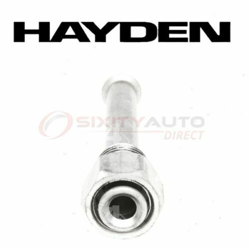Automatic kn Hayden Oil Cooler Line Connector for 2000-2014 Toyota Tundra