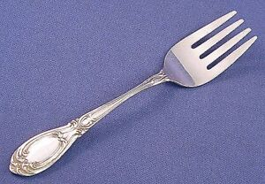 VICTORIA-FRANK WHITING STERLING TEASPOON S