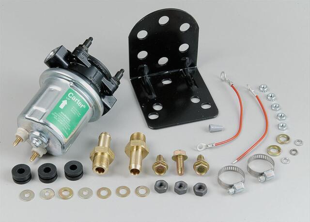 P4600HP    Universal Carter  Fuel Pump 100 gph - 6-8 psi max pressure