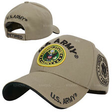 440a090ac00 ACU Official Licensed US Army cap American Flag hat Baseball Military  Veteran