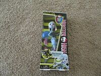 In Box Mattel Monster High Abbey Bominable Skultimate Roller Maze Doll