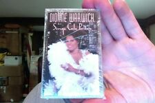 Dionne Warwick- Sings Cole Porter- new/sealed cassette tape