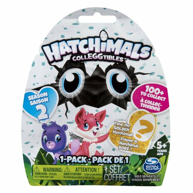 Hatchimals EGG Colleggtibles S2 1 Pack  - Spin Master NEU