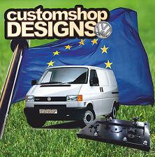 VW T4 Transporter Camper / Day Van Double Seat Swivel Base (LHD European Model)