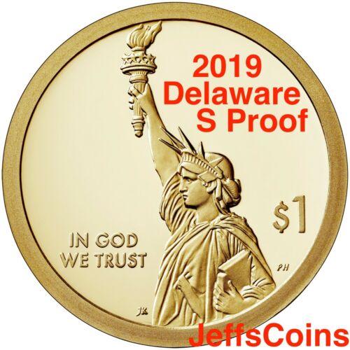 2019 P D American Innovation Dollars Georgia #5 Trustees Garden PD BEST COINS GA