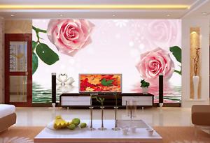 3D Sweet Pink pinks 85 Wall Paper Murals Wall Print Wall Wallpaper Mural AU Kyra