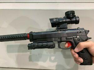 Electric-Gel-Ball-Blaster-Water-Pistol-DESERT-EAGLE-Automatic-Toy-Gun-AU-STOCK