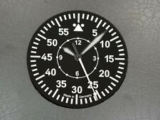 watch dial made for ETA 2824-2 movement * big pilot aviator navigator gradmass