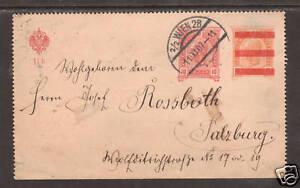 Austria-Mi-K46c-used-1907-10h-Letter-Card
