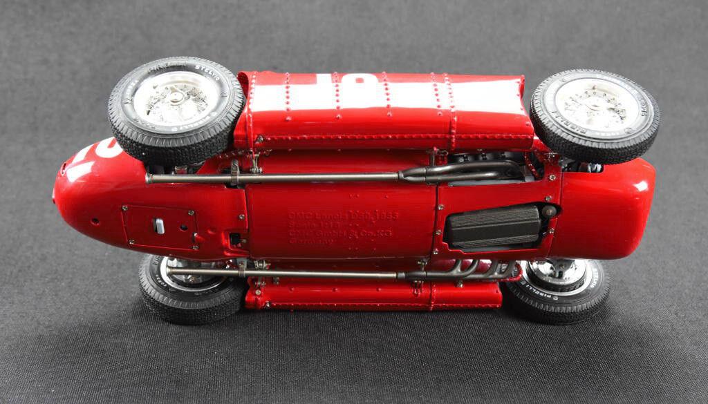 Cmc M-178 Lancia D50, 1955 Gp Monaco, Villoresi #10 1:18 1:18 1:18 à L'Échelle Miniature | Les Produits Sont Vendus Sans Prescription Mode Et Forfaits Attractifs  00d8f5