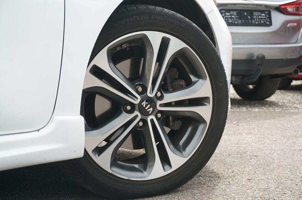 Kia ProCeed 1,0 T-GDi GT-Line Benzin modelår 2016 km 36000