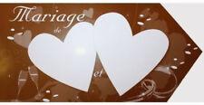 Flèche Indication Invités CHOCOLAT Décoration panneau carton de salle Mariage