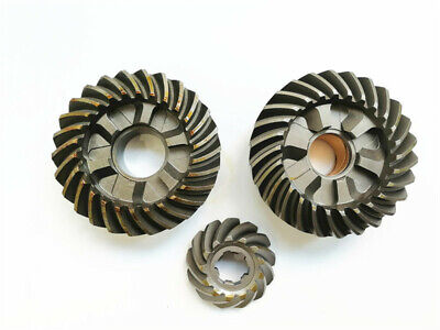Gear Kit 66T-45560 45551 45571 Yamaha Outboard 40HP Forward Reverse Pinion Boat