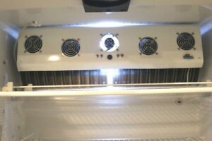 Dometic Rm1350 Evaporator Fan Makes Your Unit Frost Free Led Light 5 Fans Ebay