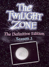 Twilight Zone The Complete Season 3 Three 3rd Third 5-DVD Set Definitive Edition