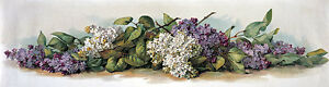 White-amp-Purple-Lilacs-by-Paul-de-Longpre-Art-Print-of-Vintage-Art