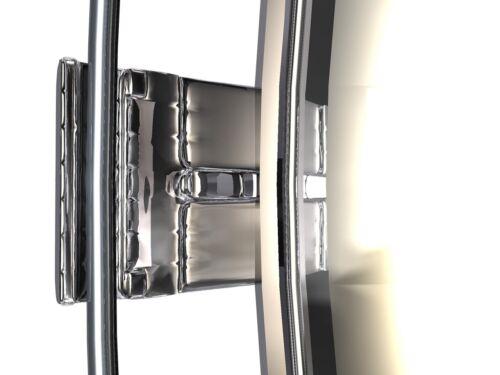 15 Zoll Radkappen chrom Wohnmobil Radzierblenden Reisemobile Transporter
