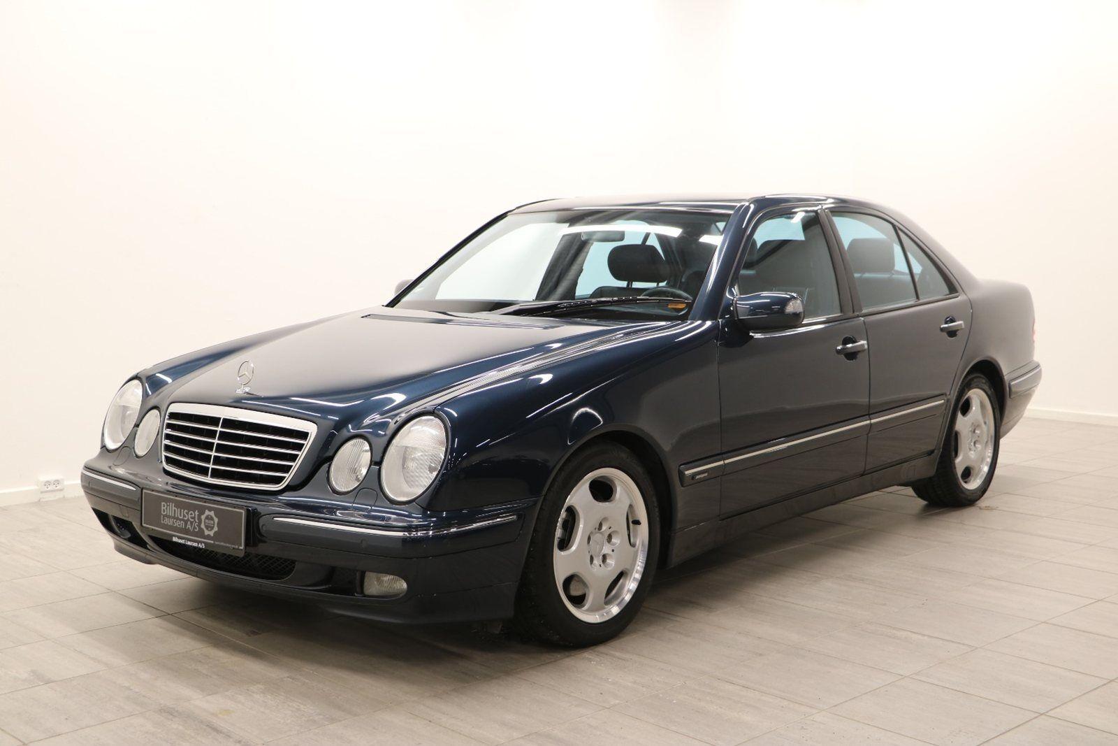 Mercedes E430 4,3 Avantgarde aut. 4d - 199.900 kr.