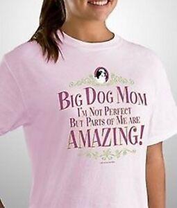 bad1333ac621d Womens BIG DOG MOM