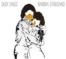 "DUCK SAUCE ""BARBARA STREISAND"" CD 2 TRACK SINGLE NEU"