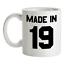 Made-in-039-19-Mug-100th-Compleanno-1919-Regalo-Regalo-100-Te-Caffe miniatura 1
