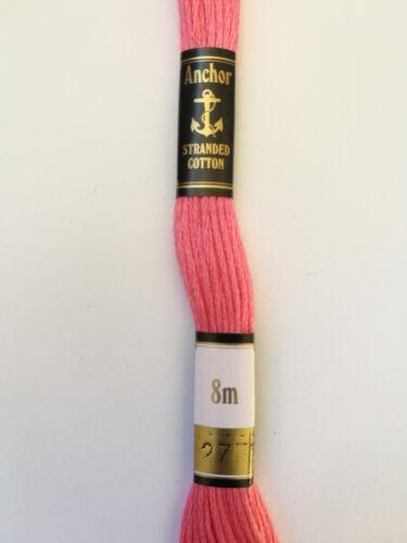 Anchor échevettes cross stitch Threads Floss-diverses couleurs 69-9575