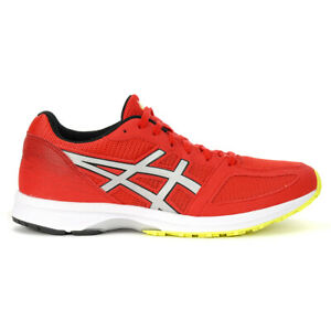 ASICS Men's Lyteracer TS 7 Classic Red/Silver Running Shoes T8B0N.600 NEW