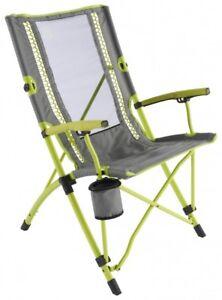 Coleman Chaise De Camping Bungee Pliante Citron